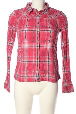 Tommy Hilfiger Lumberjack Shirt check pattern casual look