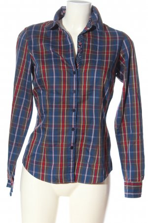 Tommy Hilfiger Holzfällerhemd Allover-Druck Casual-Look