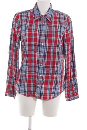 Tommy Hilfiger Holzfällerhemd Karomuster Casual-Look