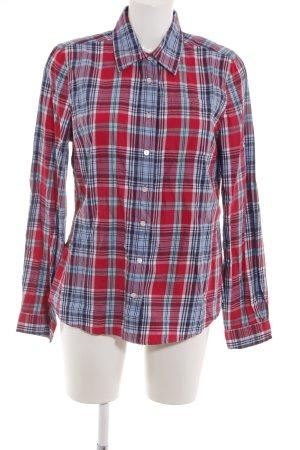 Tommy Hilfiger Houthakkershemd geruite print casual uitstraling