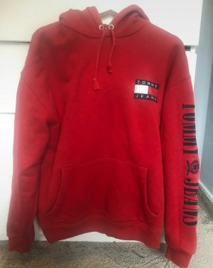 Tommy Hilfiger Maglione oversize rosso