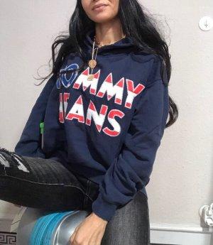 Tommy Hilfiger Hoodie kapuzenpullover Sweatshirt Gr-176/S