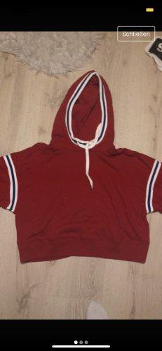 Tommy Hilfiger hoodie rot