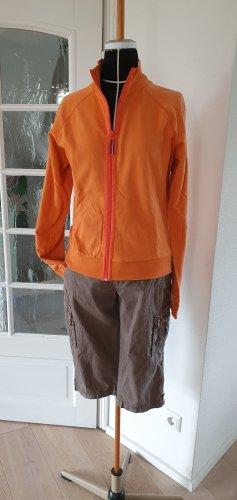 Tommy Hilfiger Giacca fitness arancione chiaro-arancione
