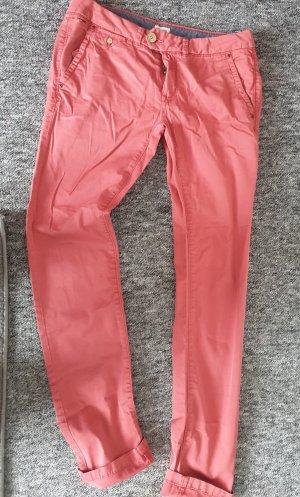 Tommy Hilfiger Pantalon chinos magenta