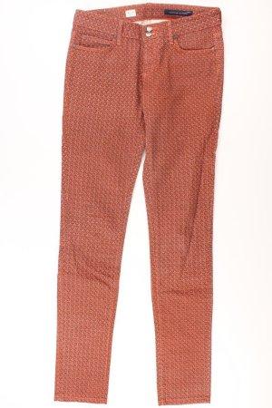 Tommy Hilfiger Hose Größe W28 orange aus Baumwolle