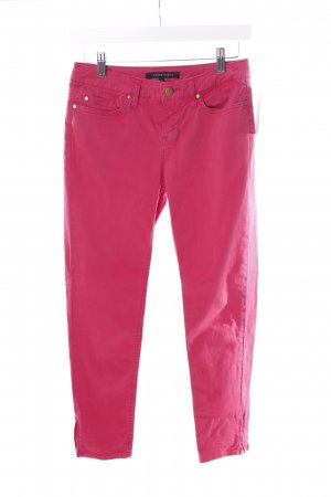 Tommy Hilfiger Hose pink-magenta sportlicher Stil