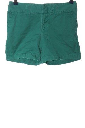 Tommy Hilfiger Hot Pants grün Casual-Look