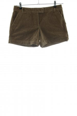 Tommy Hilfiger Hot Pants braun Casual-Look