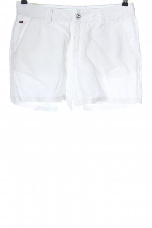 Tommy Hilfiger Hot Pants weiß Casual-Look