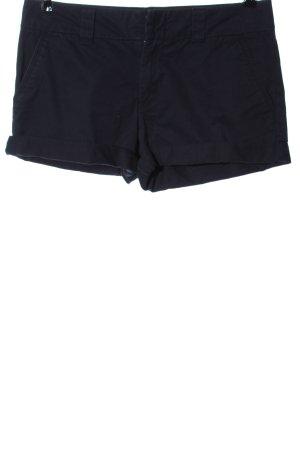 Tommy Hilfiger Hot Pants blau Casual-Look