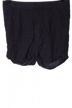 Tommy Hilfiger Hot Pants schwarz Casual-Look
