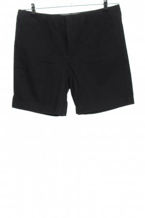 Tommy Hilfiger Hot Pants schwarz Casual-Look
