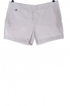 Tommy Hilfiger Hot Pants weiß-pink Allover-Druck Casual-Look
