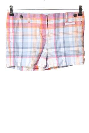 Tommy Hilfiger Hot Pants Karomuster Casual-Look