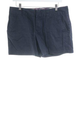 Tommy Hilfiger Hot Pants dunkelblau Casual-Look