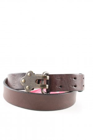 Tommy Hilfiger Hip Belt brown casual look