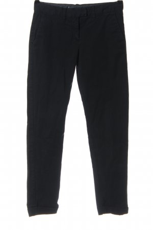 Tommy Hilfiger Low-Rise Trousers black casual look