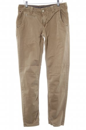Tommy Hilfiger Low-Rise Trousers beige casual look