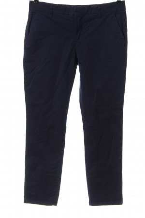 Tommy Hilfiger Low-Rise Trousers blue casual look