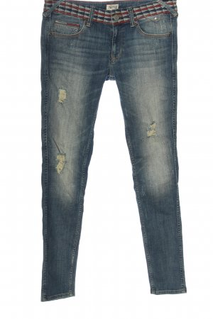 Tommy Hilfiger Vaquero hipster azul look Street-Style