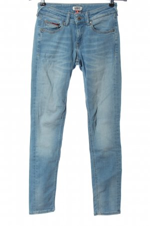 Tommy Hilfiger Jeans vita bassa blu stile casual