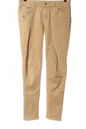 Tommy Hilfiger Hüftjeans creme Casual-Look