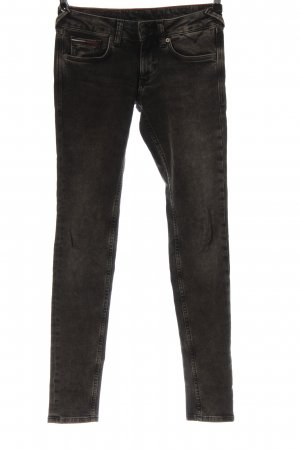 Tommy Hilfiger Vaquero hipster negro look casual