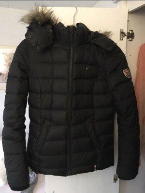 Tommy Hilfiger Down Jacket black