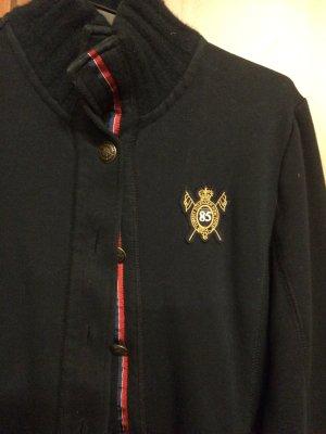 Tommy Hilfiger Kurtka o kroju koszulki ciemnoniebieski