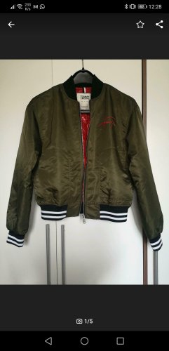 Tommy Hilfiger Giacca bomber cachi