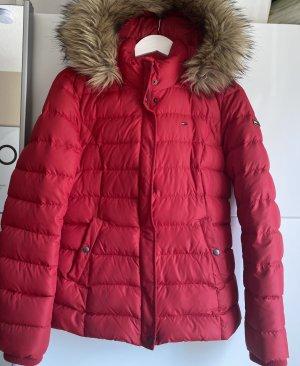 Tommy Hilfiger Jacke in rot