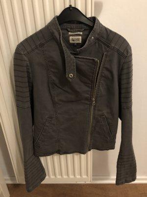 Tommy Hilfiger Jacke Jeansjacke grau S