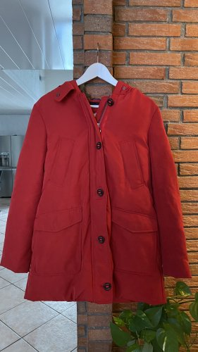 Tommy Hilfiger Chaqueta con capucha rojo