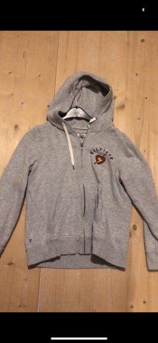 Tommy Hilfiger Shirt Jacket light grey-dark blue