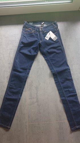 Tommy Hilfiger Denim Jeans skinny blu scuro
