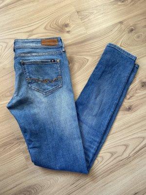 Tommy Hilfiger Jeans 28/34 slim fit Milan blau neu skinny