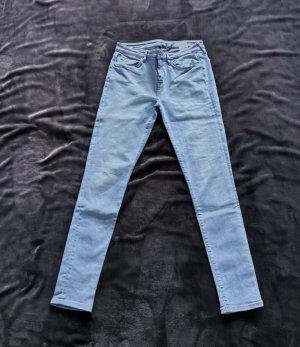 Tommy Hilfiger Jeans stretch bleu azur