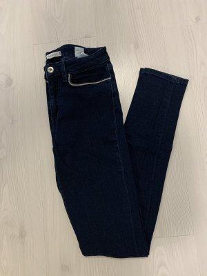 Tommy Hilfiger Jeans dunkelblau Gr. 28 / 32