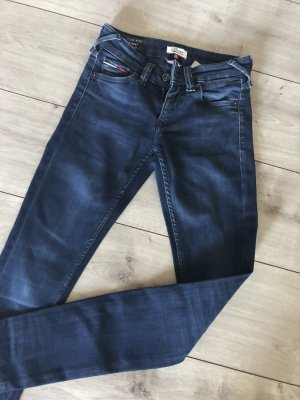 Tommy Hilfiger Skinny jeans donkerblauw