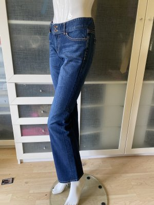 Tommy Hilfiger Denim Vaquero de corte bota azul