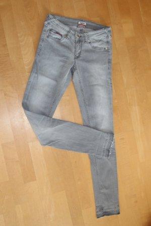 Tommy Hilfiger Jeans Gr. W26/L32 Modell Sophie grau Skinny fit