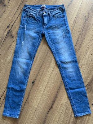 Tommy Hilfiger Jeans Hose Blogger Low Rise Skinny Sophie 27 / 32