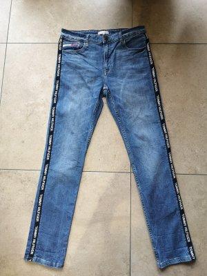 Tommy Hilfiger Jeans a vita alta multicolore