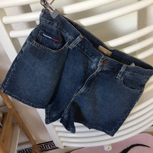 Tommy Hilfiger Jeans Hose Short Denim hot pants Bermuda G:13/L