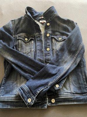 Tommy Hilfiger Denim Jacket dark blue