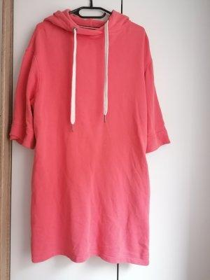 Tommy Hilfiger Sukienka dresowa jasnoczerwony-łosowiowy