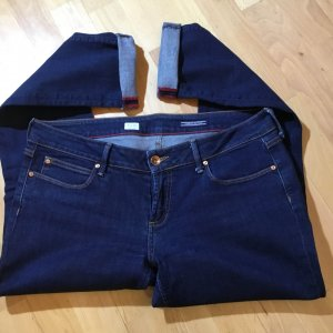 Tommy Hilfiger Jeans Milan slim fit Damen Marine XL 42 32/32
