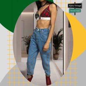 Tommy Hilfiger Jeans Mom Jeans Hosen Vintage High waist | 25-28