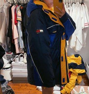Tommy Hilfiger Jeans oversize Jacke Winterjacke Logo vintage 90s